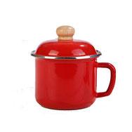 tin mugs, retro mugs