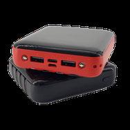 power bank, battery pack 2000mAh to 15000mAh
