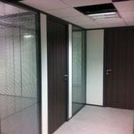 Aménagement d'un plateau de bureaux à Paris 16e (75)