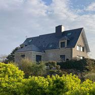 Rénovation et extension d'une maison à usage secondaire à Barneville Carteret (50)