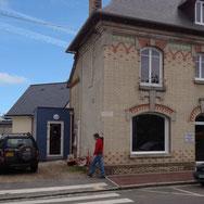 Extension d'un cabinet de vétérinaire à Beuzeville (27)