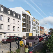 SARDE - 42 logements collectifs au Havre (76)
