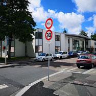 Travaux d'aménagement du CMS Brindeau Le Havre (76)