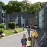 81 logements (collectifs et pavillons) à Bolbec (76)