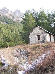 Cabane des Aiguilles