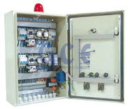 cuadro eléctrico agua residuales
