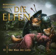CD Cover Die Elfen - Der Klan der Lutin