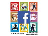 Rejoignez-nous sur notre page Facebook !
