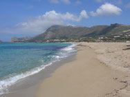 Falassarna, Kreta