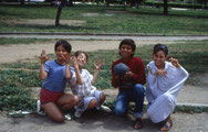 Kinder in Tirana (1992)
