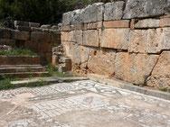 Tempel-Ruine Lissos
