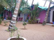 Strandhütten - Dersy´s, Agonda
