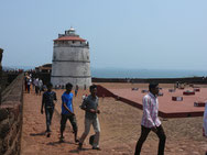 Leuchtturm Fort Aguada