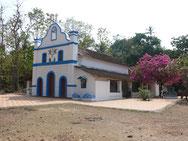 Kirche, Cabo de Rama