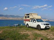 Insel Pag/Kroatien 2012