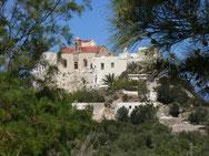 Moni Chrissoskaltissa, Kreta