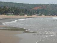 Kudle-Beach bei Gokarna