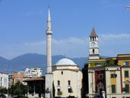Tirana, Skanderbeg-Platz