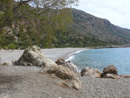 Giasliskari-Beach, Paleochora