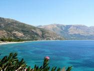 Albanische Riviera, Qeparo