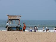 Eisstand Gokarna Main-Beach