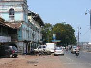 Panaji, Hauptstadt von Goa