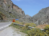 Kourtaliotiko Canyon