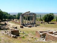 Ruinenstadt Apollonia bei Fier