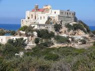 Moni Chrissoskalitissa, Kreta