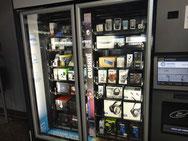 ipadの自動販売機