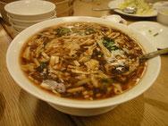 サンラータンスープ(中)