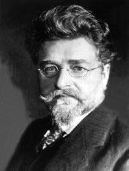 Autor Ludwig Albert Ganghofer