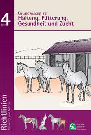 FN Verlag Richtlinien Haltung