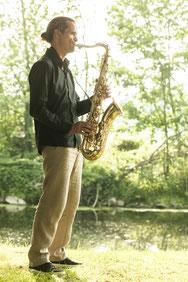 Hochzeit DJ Saxophonist NRW Geburtstag Firmenfeier Rock Pop Jazz Blues Housesax