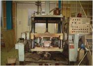 700可傾式金型鋳造機
