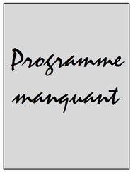 2010-01-16  Lille-PSG (20ème L1, Programme manquant)