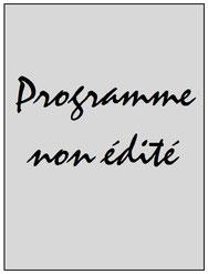 Programme  PSG-Bastia  2014-15