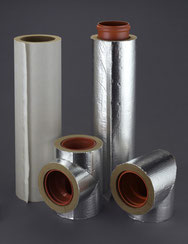 Extrem Schallschutz für Abwasserrohre - SDATEC, Lärmschutz, Schallschutz XJ93