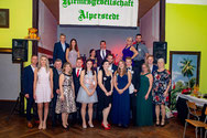 Kirmesball in  Alperstedt