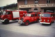 Fahrzeugstand 1979