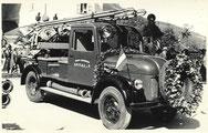 1.Löschfahrzeug 1955