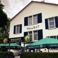 Das Gasthaus Wallgut bietet leckere badische Küche und regionale Hausmannskost.