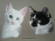Milo & Doudouce 40x30 cm