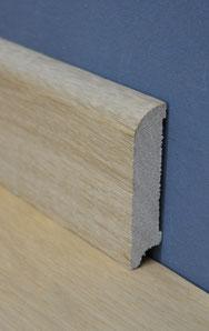 S. Fischbacher Living - Sockelleisten aus Massivholz