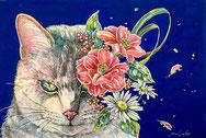 みやこ   /   咲いた花のゆくえ