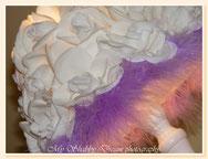 LL011 - Dettaglio piuma di marabou