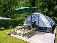 tent verhuur camping carpe diem