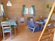 Blockhütte Camping Carpe Diem