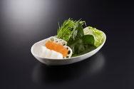 季節の野菜盛り1皿  600円