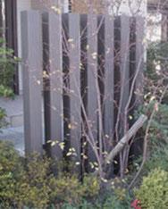 木樹脂スレンダーポール
